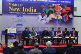 Making of New India Transformation Under Modi Government chaired by Prof. Bibek Debroy (9)
