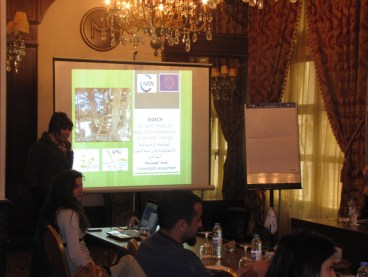SPNL held a National Steering Committee workshop on the 19th of January, 2013 to introduce the SEARCH project