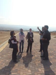 Jordan visit SPNL