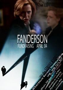 Fanderson Poster
