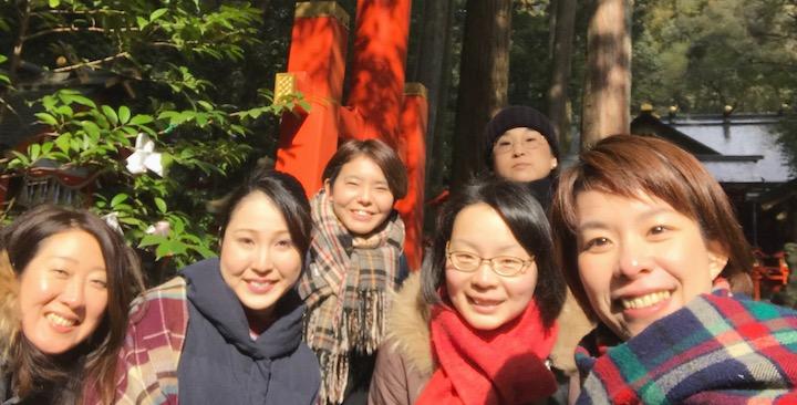 人生の道開きと恋愛、願いを具現化する椿大神社参拝ツアー行ってまいりました!