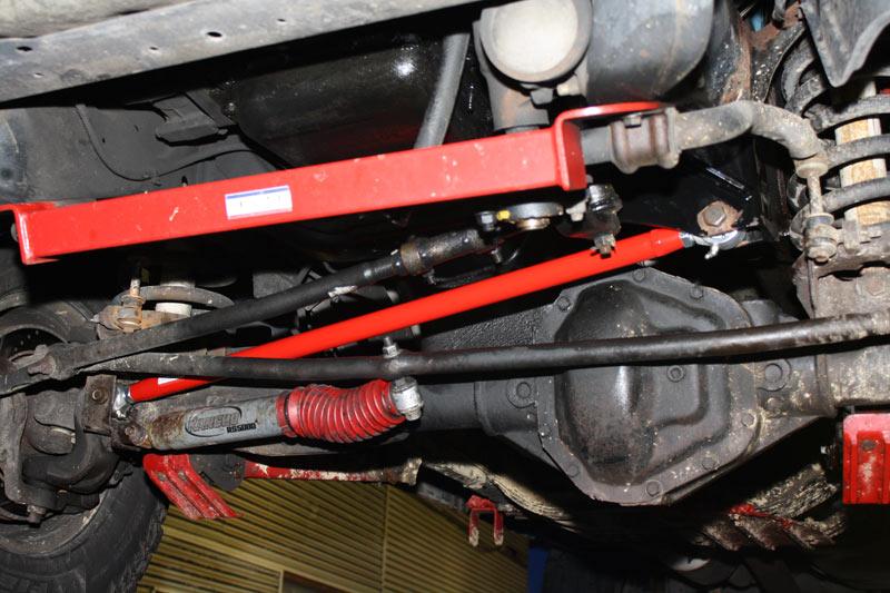 2001 Dodge 3500 Lift Kit