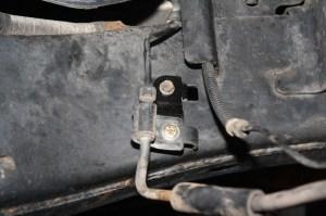 Front & Rear Brake Line Relocation Brackets Kit | Jeep JK