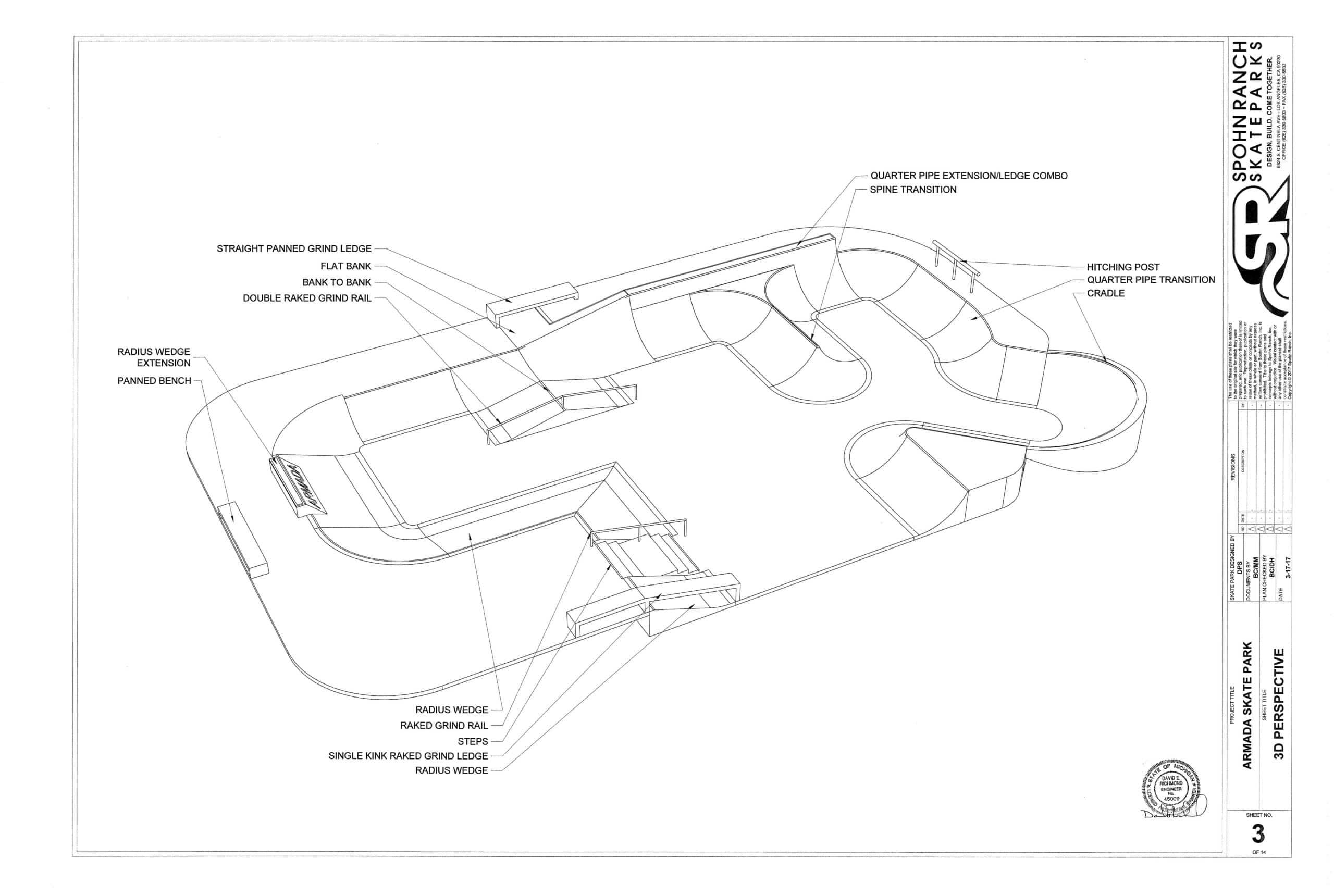 New Skatepark Coming To Michigan S Armada Township