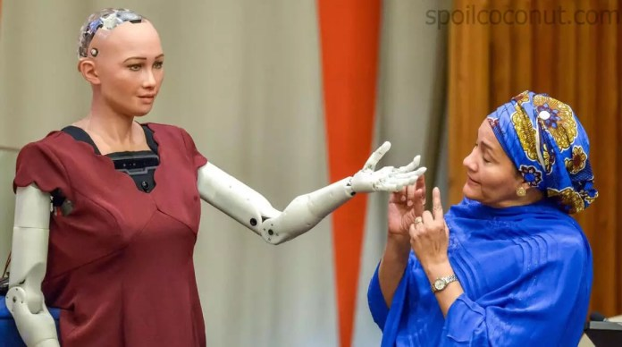 How To Make This Robot Sofia - Power of Artificial Intelligence