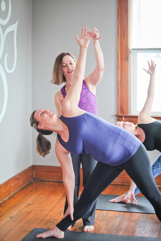 Prenatal Yoga Classes in Charleston, SC | Private Yoga Instruction in Charleston, SC | SpoiledYogi.com