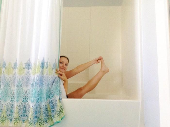 Take a Relaxing Bath   How to Start a Night Time Ritual   SpoiledYogi.com
