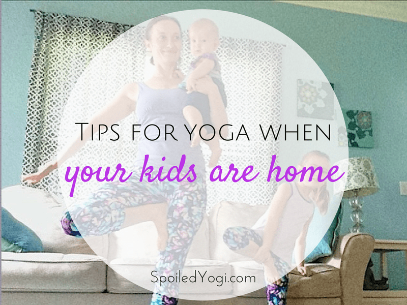 Tips For Yoga With Kids At Home