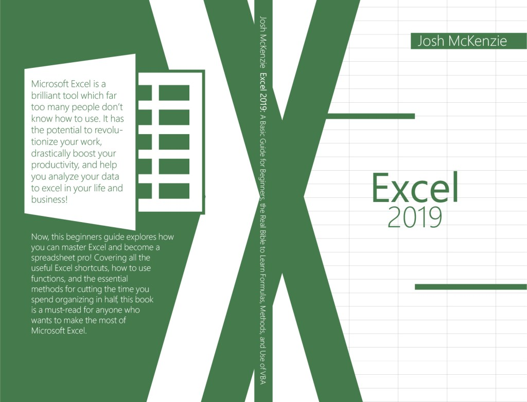 Excel Kindle Book 1