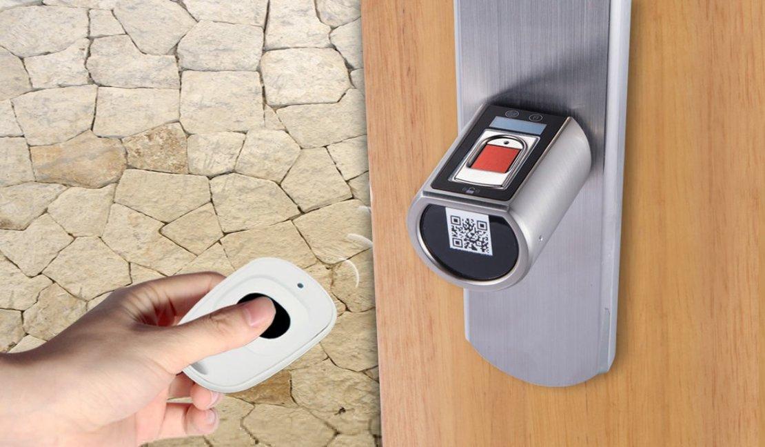 Smart lock comando a distanza