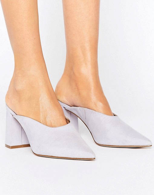 Best 6 closed toe mules on ASOS