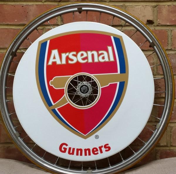 Arsenal Gunners SpokeGuards
