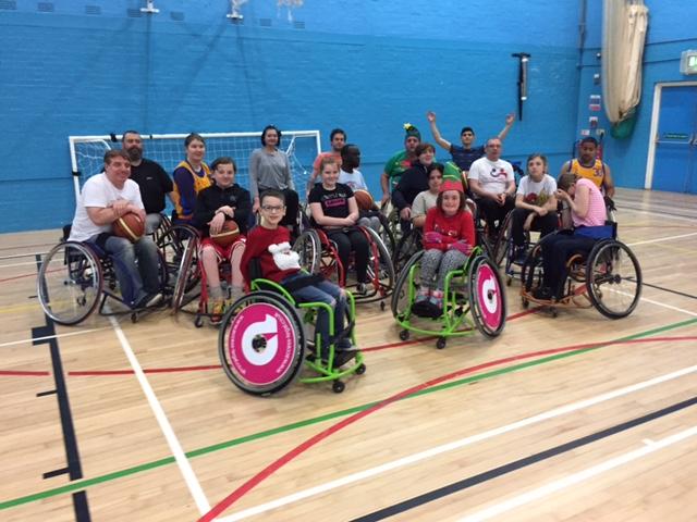 Basketball SpokeGuards Wheelchair Wheel Covers