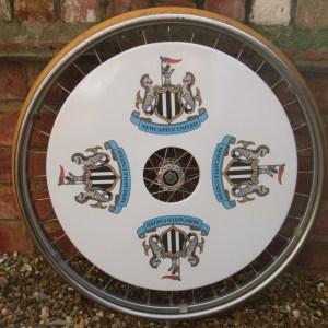 Newcastle Four Crest SpokeGuards