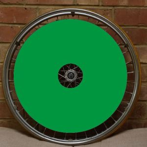 Green SpokeGuards