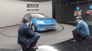 Ford is using Microsoft HoloLens to design cars