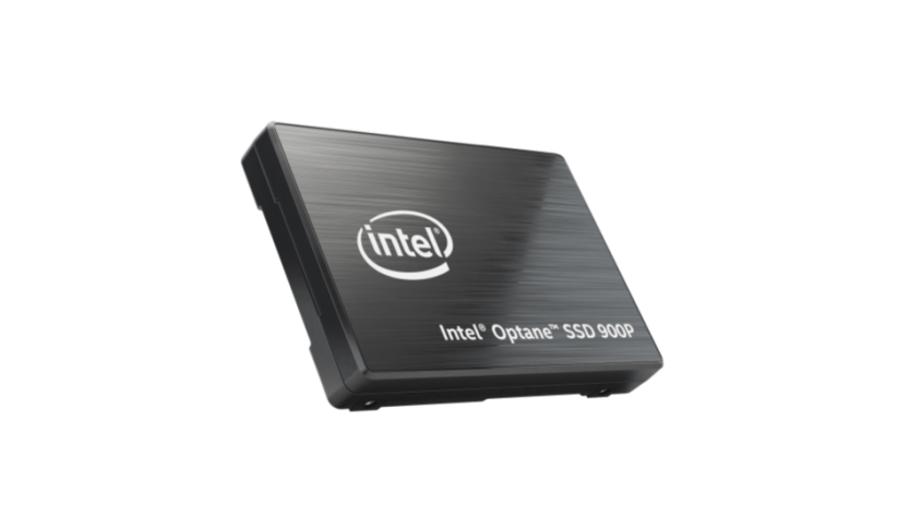 Intel launched first SSD with Optane technology
