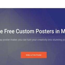 DesignCap- The Best Online Poster Maker that Helps You Make Brilliant Posters for Free