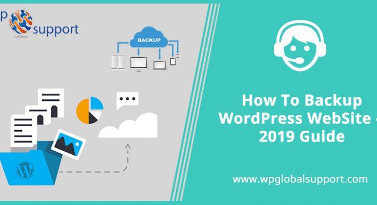 How-To-Backup-WordPress-WebSite