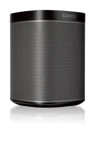 Sonos Play 1-Compact, might wireless speaker for streaming