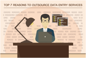 Top 7 Reasons to Outsource Data Entry Services