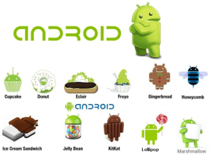 Android: A living history from 1.0 to 4