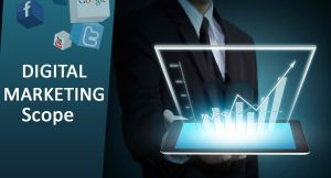scope in digital marketing