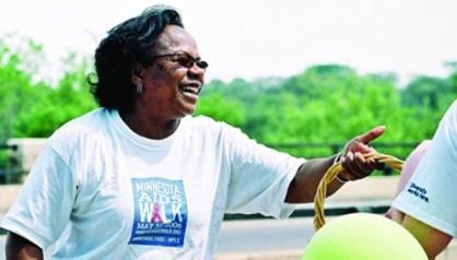Former Minneapolis Mayor Sharon Sayles Belton Photo by Sophia Hantzes