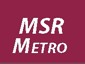 MSR Metro thumb
