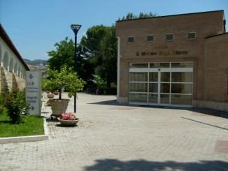 Tecnica conservativa esofago nel bolo alimentare unica al mondo ospedale di Spoleto