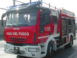 Esplode abitazione a Beroide, località di Spoleto,ferita una persona