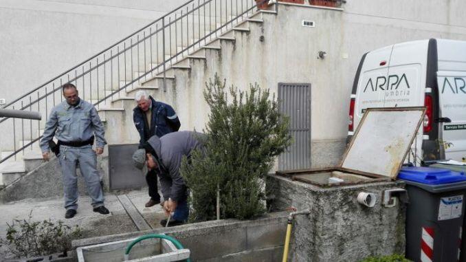 Pozzo San Martino in Trignano, temperatura acqua scende a 27,5 gradi