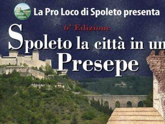 Spoleto, la città in un Presepe, dal 8 dicembre 2015 al 14 gennaio 2016