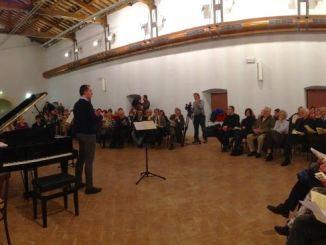 Successo per il Concerto-Omaggio a Gian Carlo Menotti
