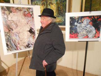 Sergio Bizzarri, mostra per ricordare gli amici pittori scomparsi