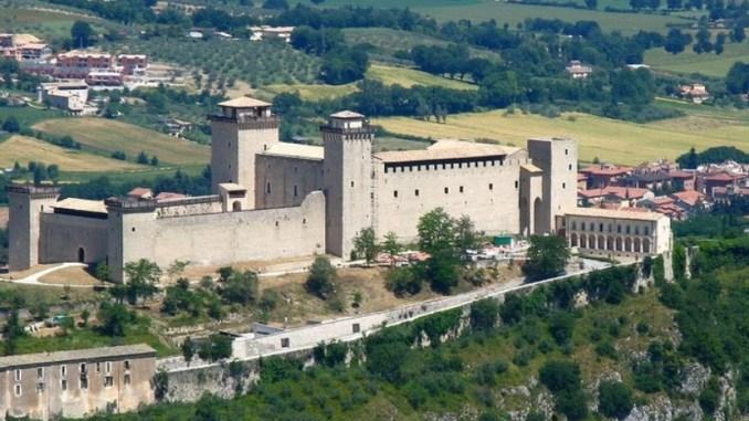 Incontri al Museo Nazionale del Ducato nella Rocca Albornoziana