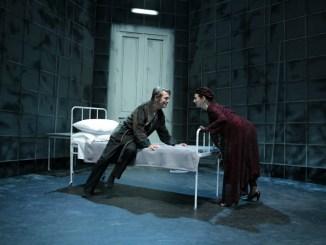 Umberto Orsini a Spoleto sul palcoscenico del Teatro Gian Carlo Menotti