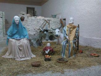 Spoleto, i presepi riempiono le strade del Natale, fino al 14 gennaio