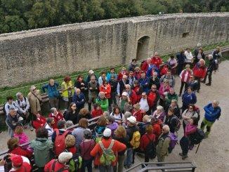 Spoleto, Club Alpino Italiano, successo del raduno annuale delle sezioni umbre