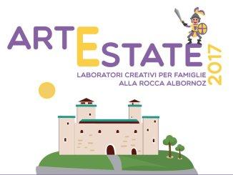 Arte Estate Rocca 2017, laboratori creativi per famiglie