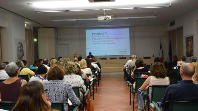 Privacy, a Villa Umbra focus sulle novità introdotte dal regolamento europeo