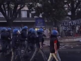 Sgomberi di Roma, Lega Nord, solidarietà alle forze dell'ordine