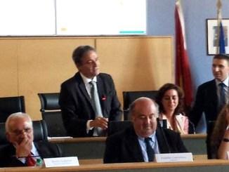 Spoleto, Consiglio Comunale, Giampiero Panfili attacca Elisa Bassetti
