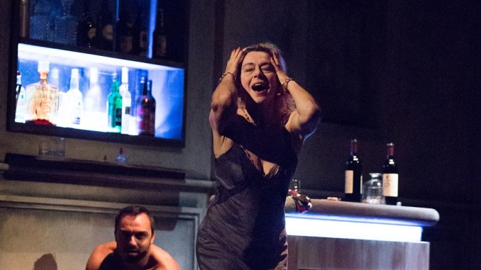 Teatro, Monica Guerritore a Spoleto con Mariti e mogli