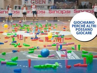 A Spoleto arrivano le Giochiadi, mercoledì 6 dicembre