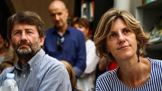 Elezioni, Dario Franceschini a Spoleto per Camilla Laureti