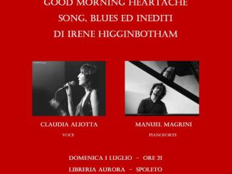 "Duo Magrini al multiverso Festival Spoleto con ""Good morning heartache"""