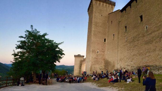 Spoleto d'estate, un successo i concerti dell'alba alla Rocca Albornoziana