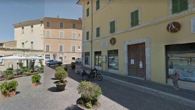 Musei e infopoint di piazza della Libertà di Spoleto
