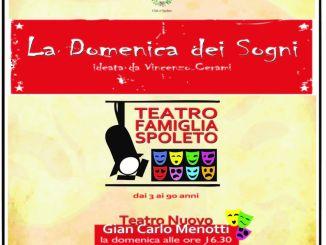 Presentata a Spoleto l'11esima edizione della Domenica dei Sogni